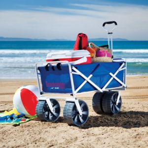 Best beach carts and wagons